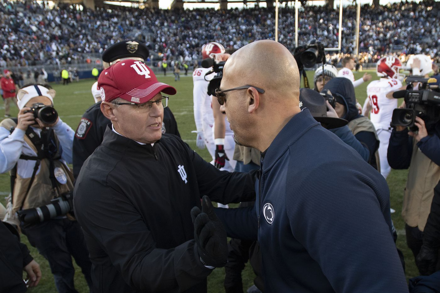 Indiana defensive end changes his college football commitment to Penn State