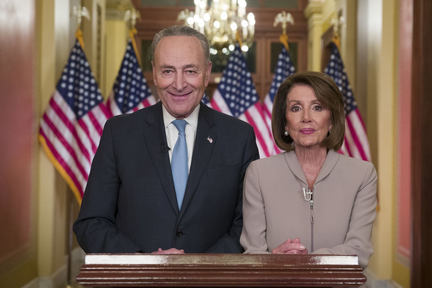 Trump won the night. Schumer and Pelosi lost. | Marc Thiessen