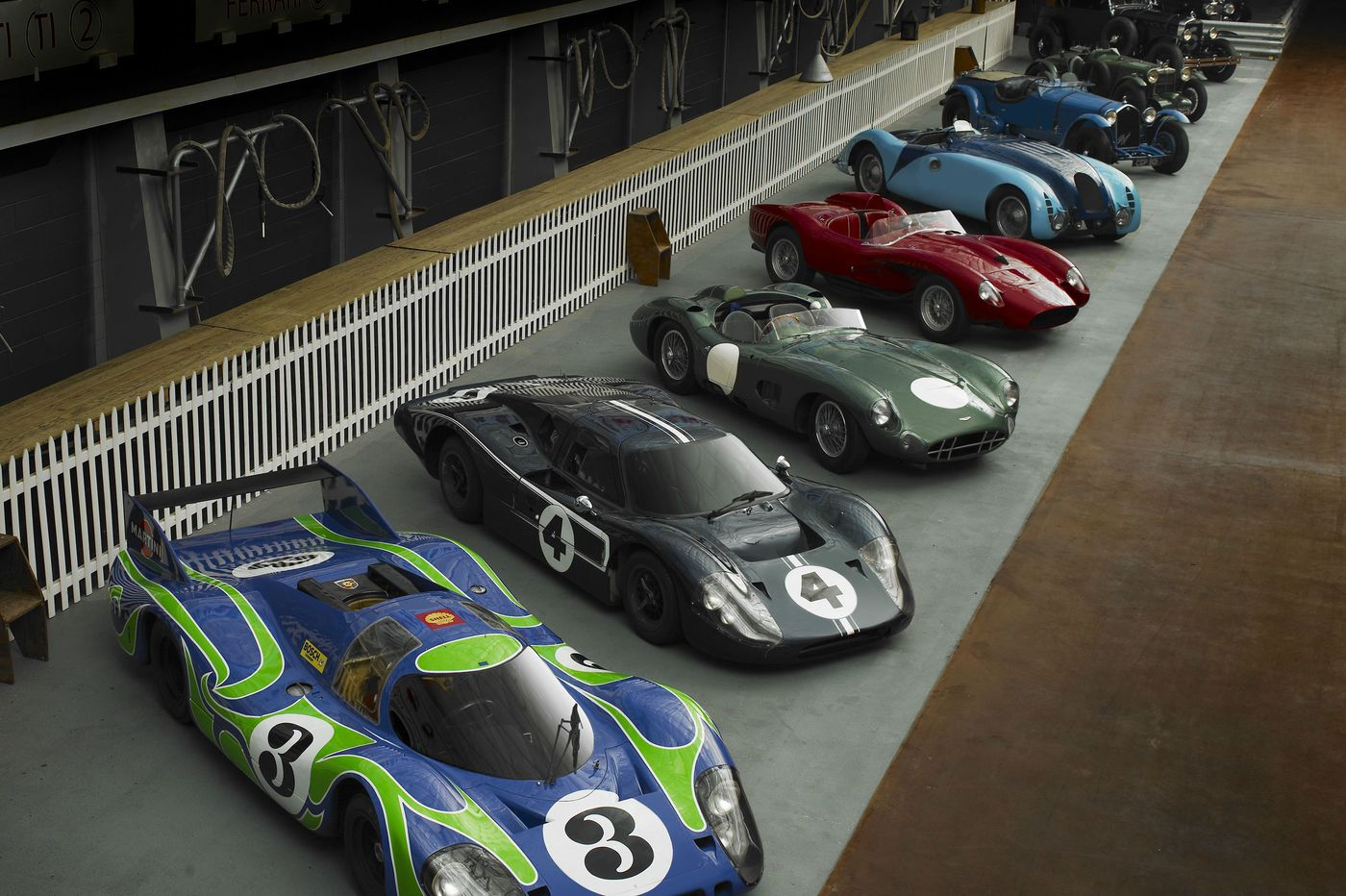 The RoundUp: Pool named after longtime employee, classic car museum's collection ranked No. 1