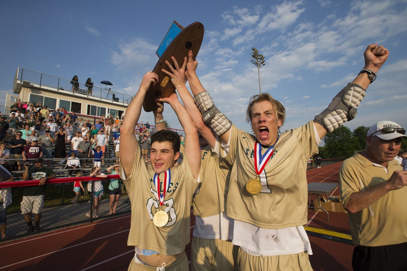 Bishop Shanahan surges past Strath Haven for first-ever PIAA state boys' lacrosse crown