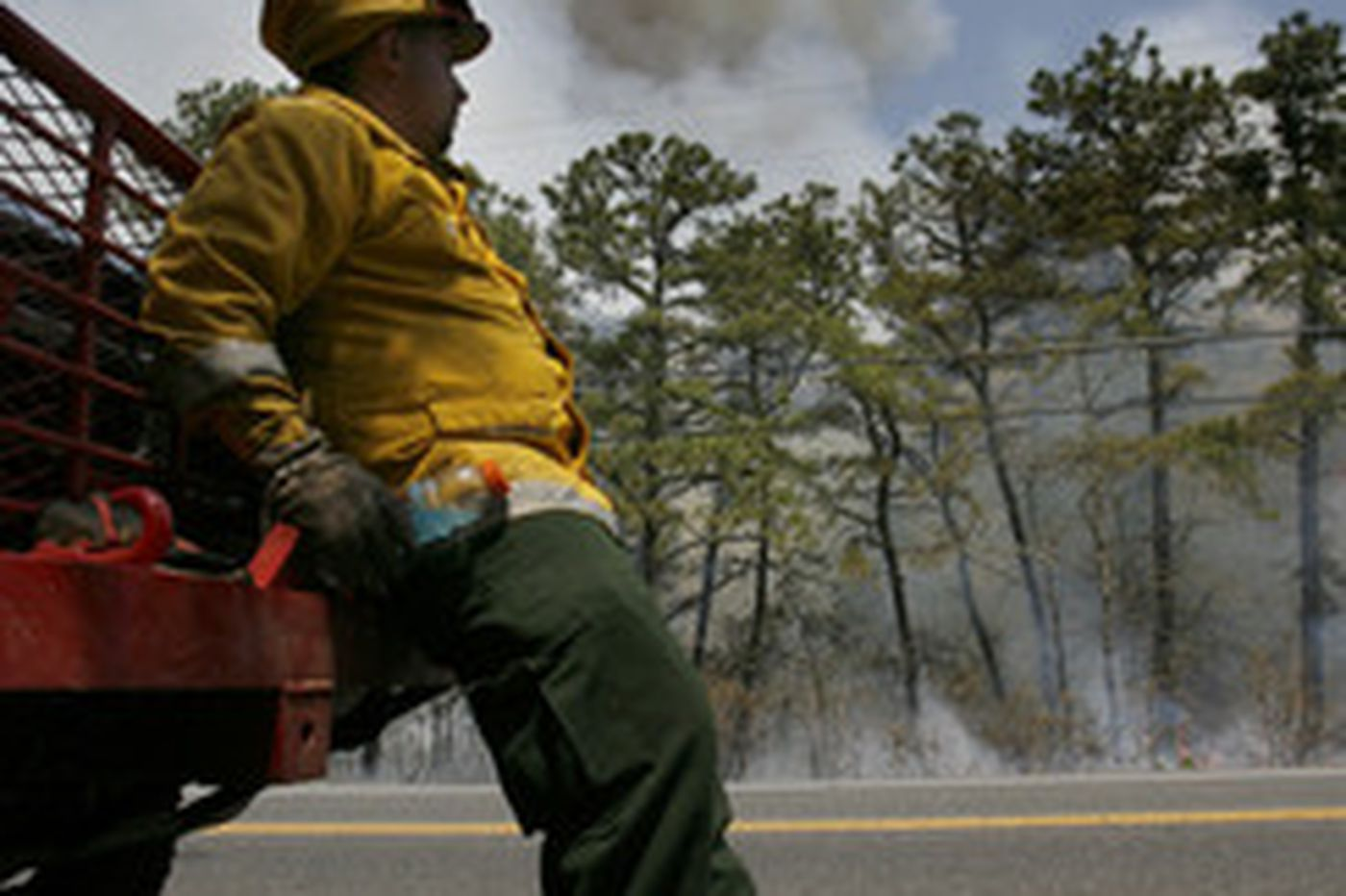 Editorial | The Pinelands Fire