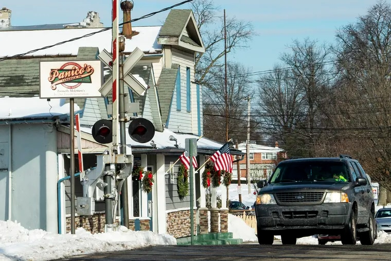 Panico's Neighborhood Grill is shown in Landsale, Pa. Friday, December 18, 2020.
