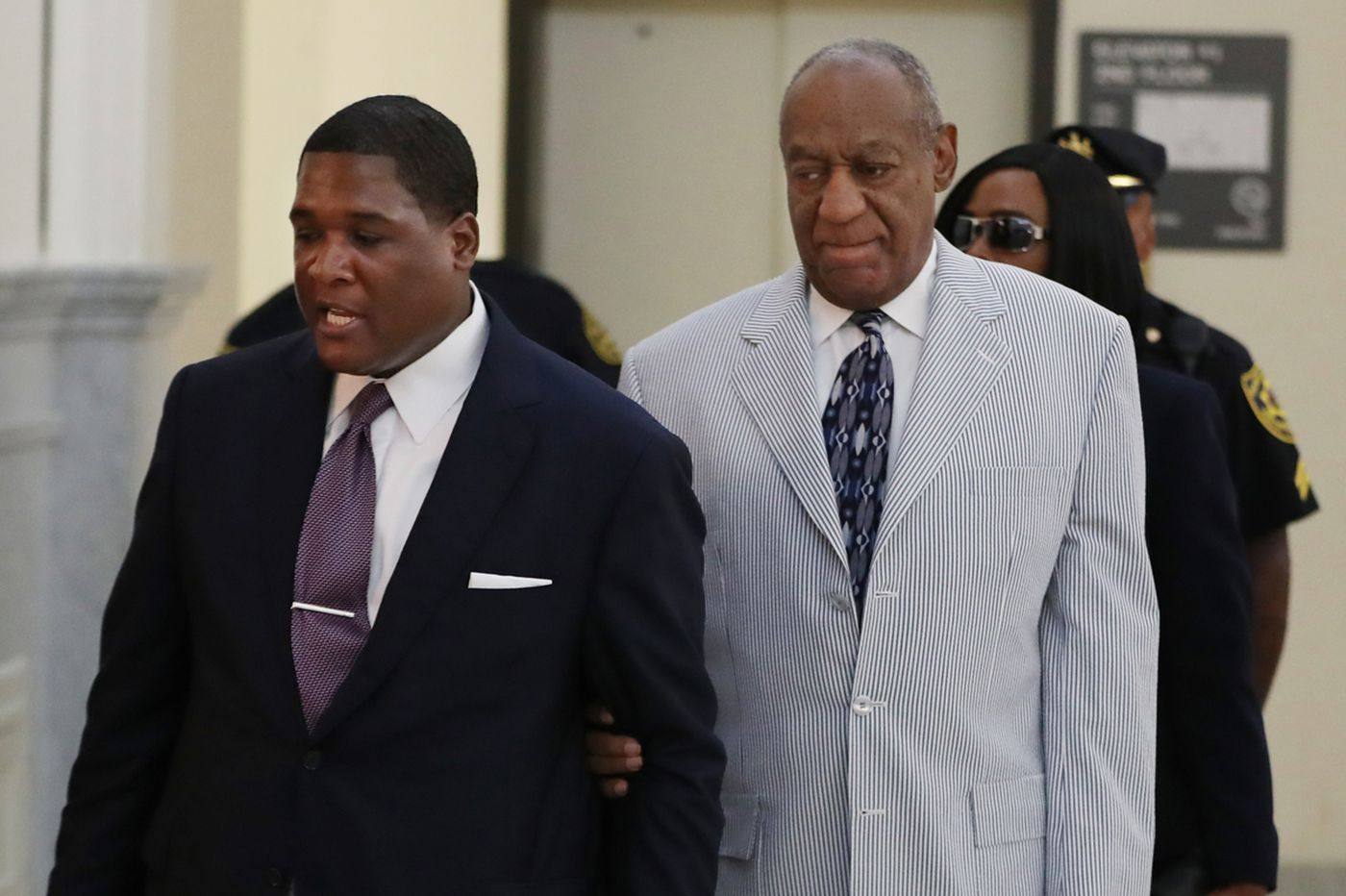 Judge: Jurors can hear tape of Cosby call to accuser's mother