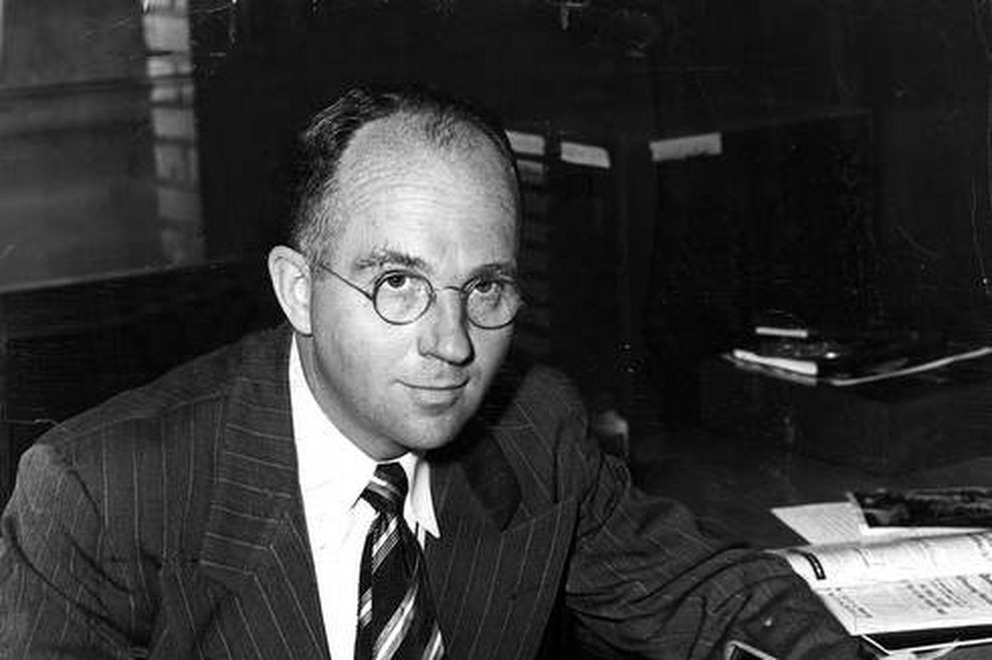 Newly discovered James Michener essay about growing up in Bucks County is being published for the first time