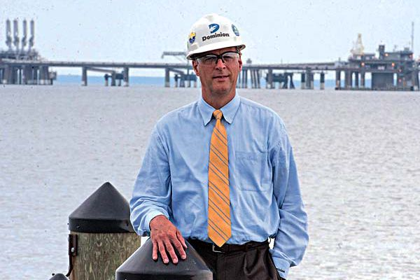 Dominion's hopes rise for ambitious natural gas exports