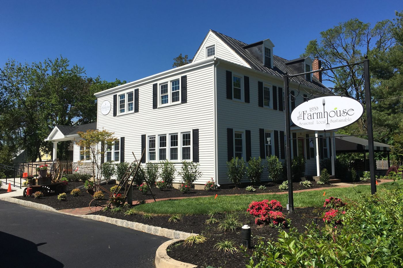 The Farmhouse in Cherry Hill has closed