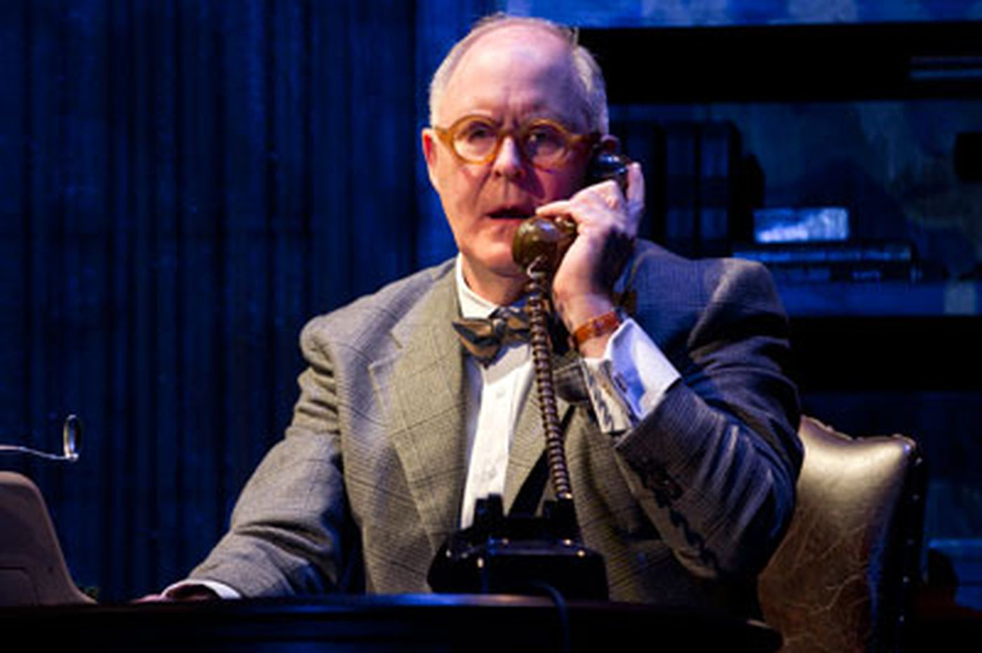 Broadway review: 'The Columnist'