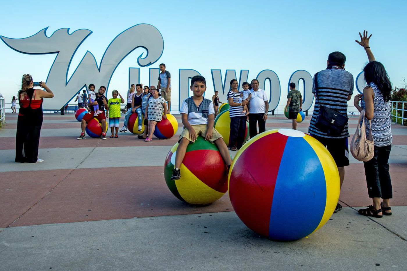 The Wildwoods add ax-throwing, food festivals to their summer appeal