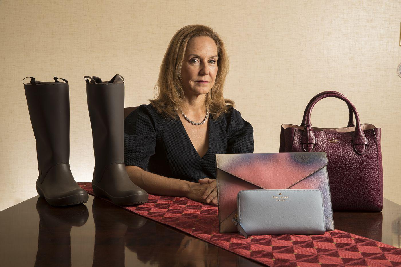 Meet the Philly-based accessories czarina who is fighting the Trump administration's handbag tariffs | Elizabeth Wellington