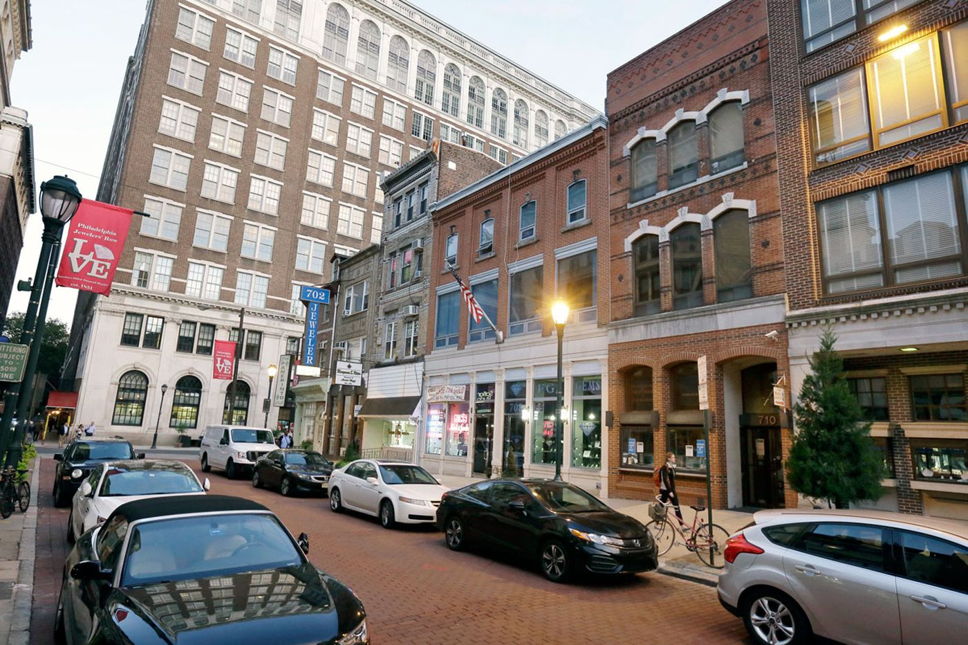 Inquirer Editorial: Toll Bros. taking to new heights its disrespect for Jewelers Row