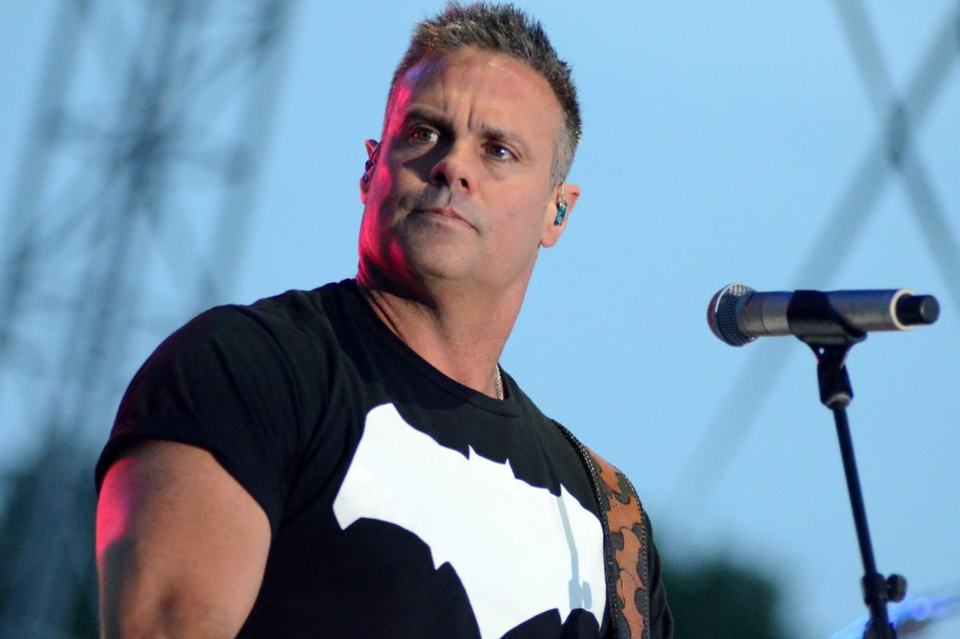 Who was country music's Troy Gentry?