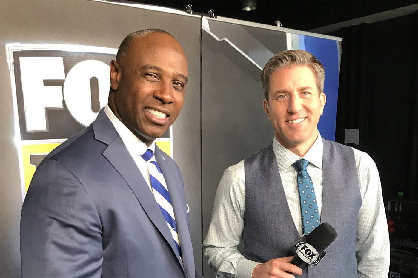 Eagles-Saints playoff game will be a first for FOX Sports announcer Charles Davis