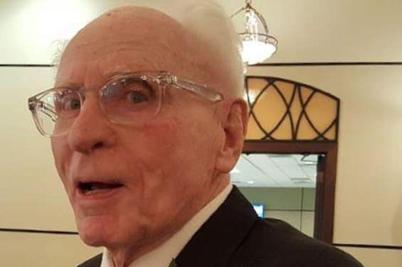 Joseph F. O'Neill, 94, Philadelphia police commissioner under Rizzo