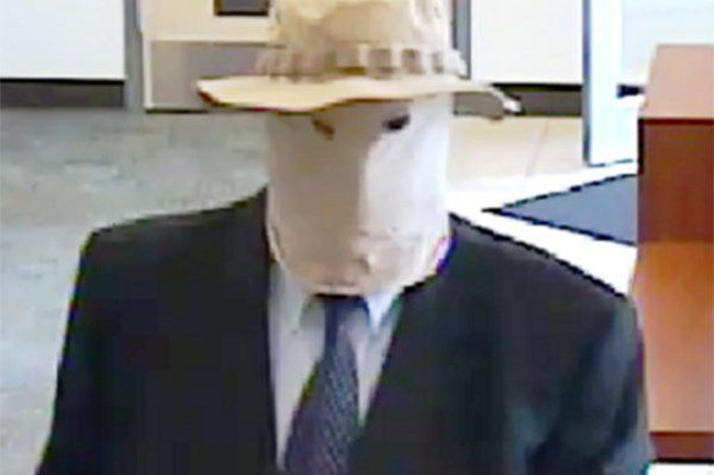 Bucks County's 'Straw Hat Bandit' robbed 19 banks to pay his bills. His latest haul? More than 70 years in prison.