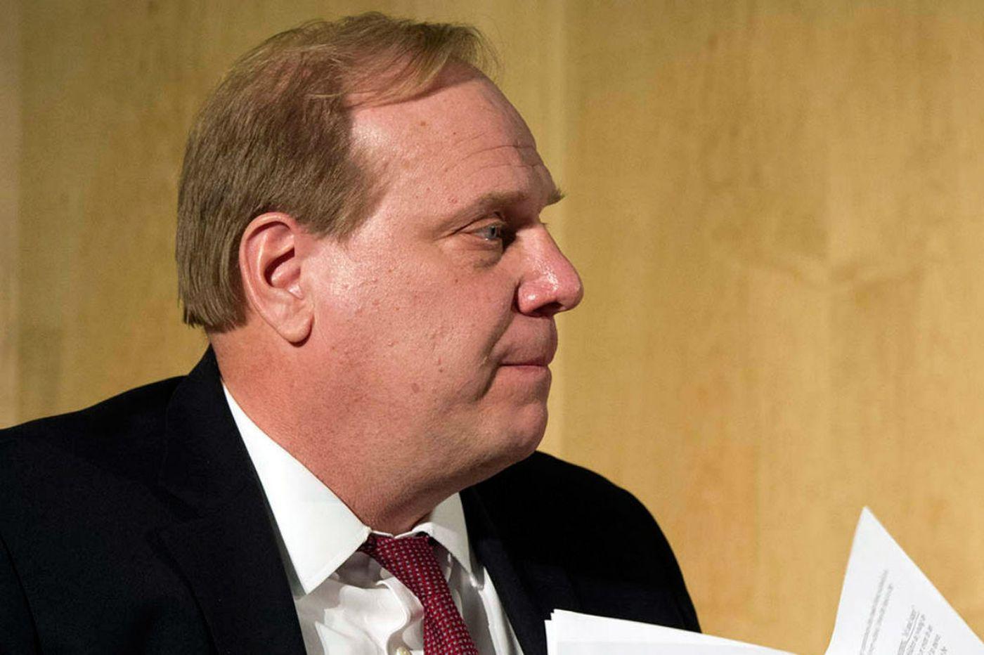 N.J. Education Commissioner Hespe resigns