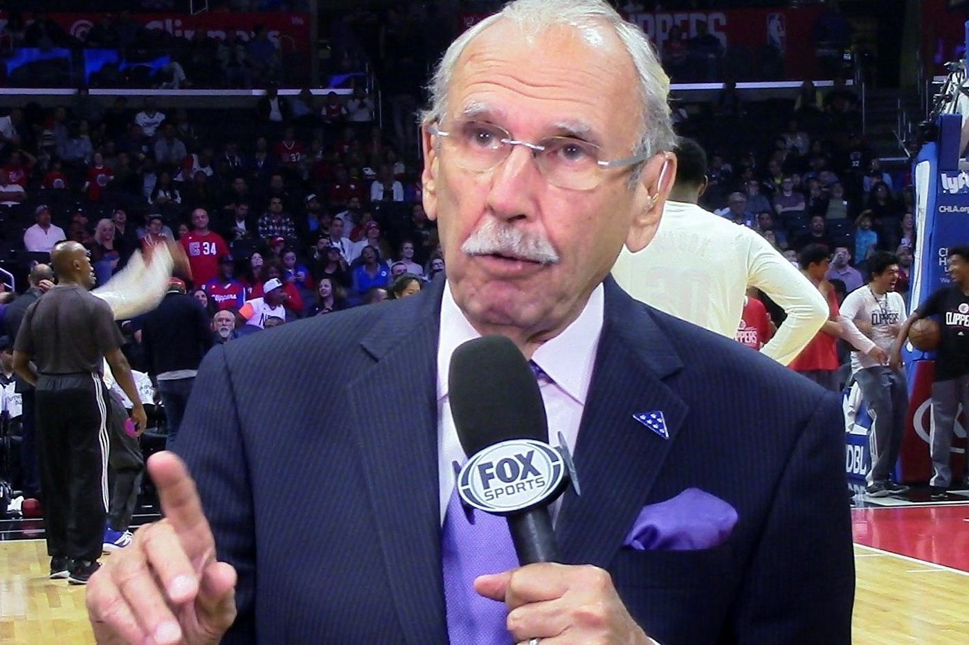 Ralph Lawler, a former Philly voice, returns for last call   Bob Ford