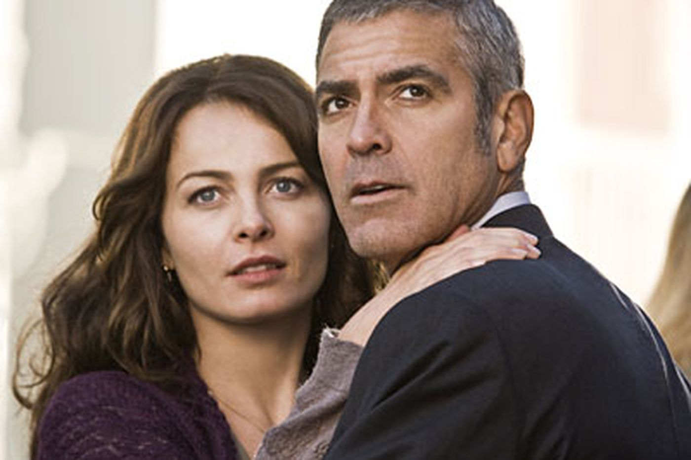 Clooney arms assassins in 'The American'