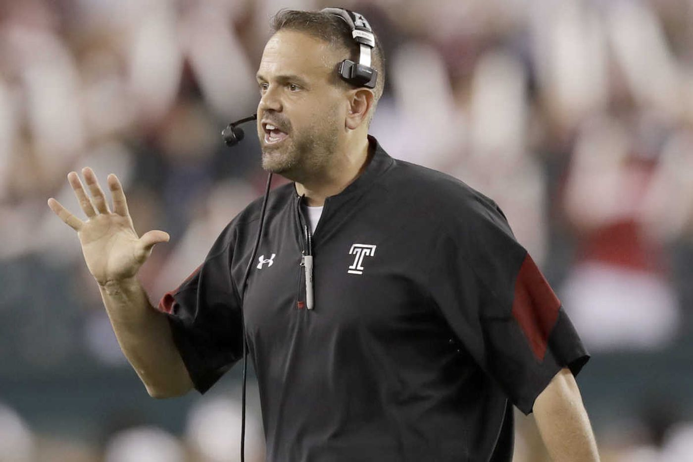 Kern: Rhule earned his way to a bigger school than Temple