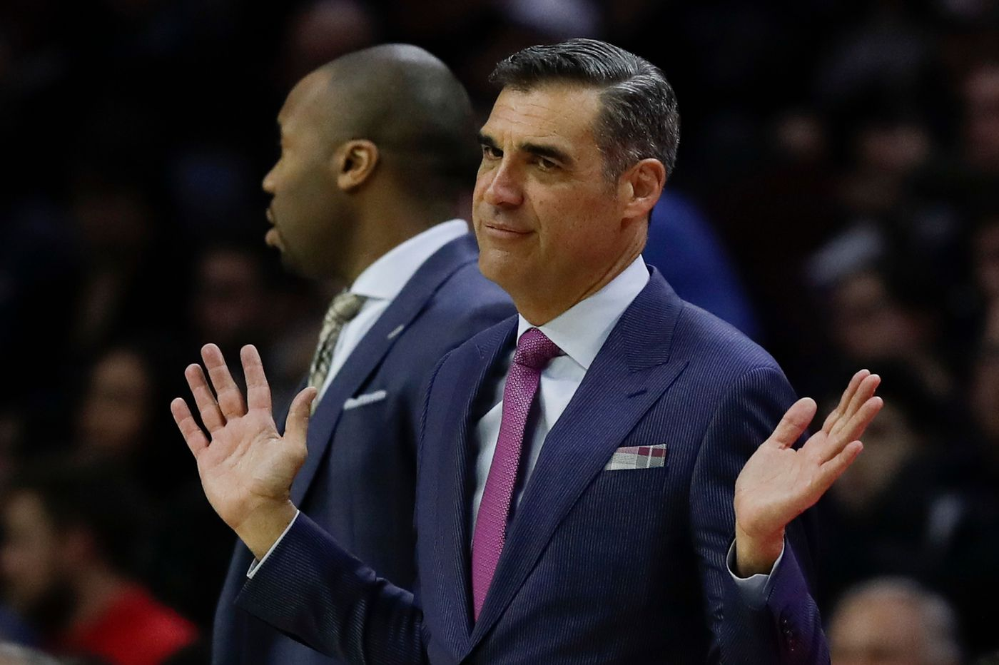 Villanova stumbles into Big East Tournament lacking consistency; Jay Wright warns Wildcats are 'running out of time'