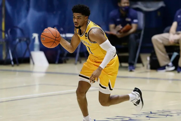 Camren Wynter is the 38th Drexel Dragon to reach 1,000 points.