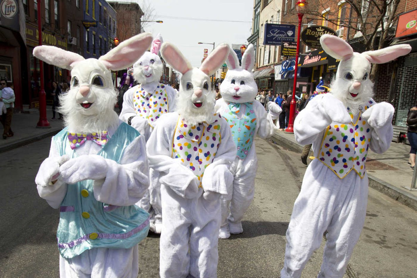 Hang with the Easter bunny or go on an adult egg hunt: The best ways to spend Easter in Philly