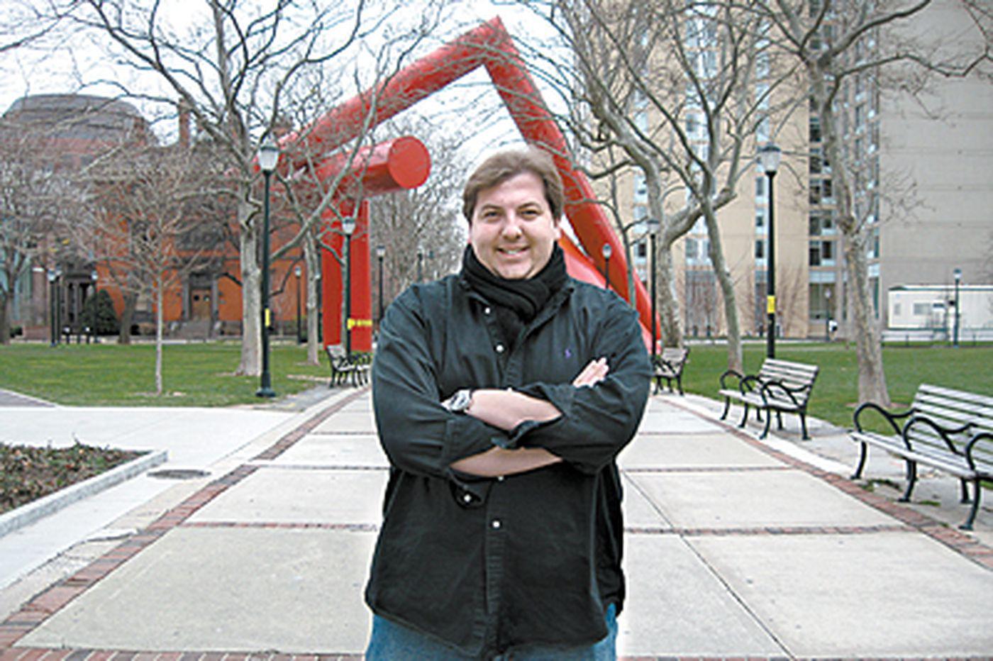 For Penn student, a matter of (11) degrees