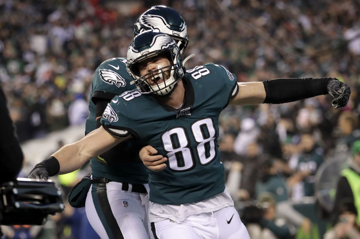 Five reasons the Eagles beat the Cowboys and are one win away from making the playoffs