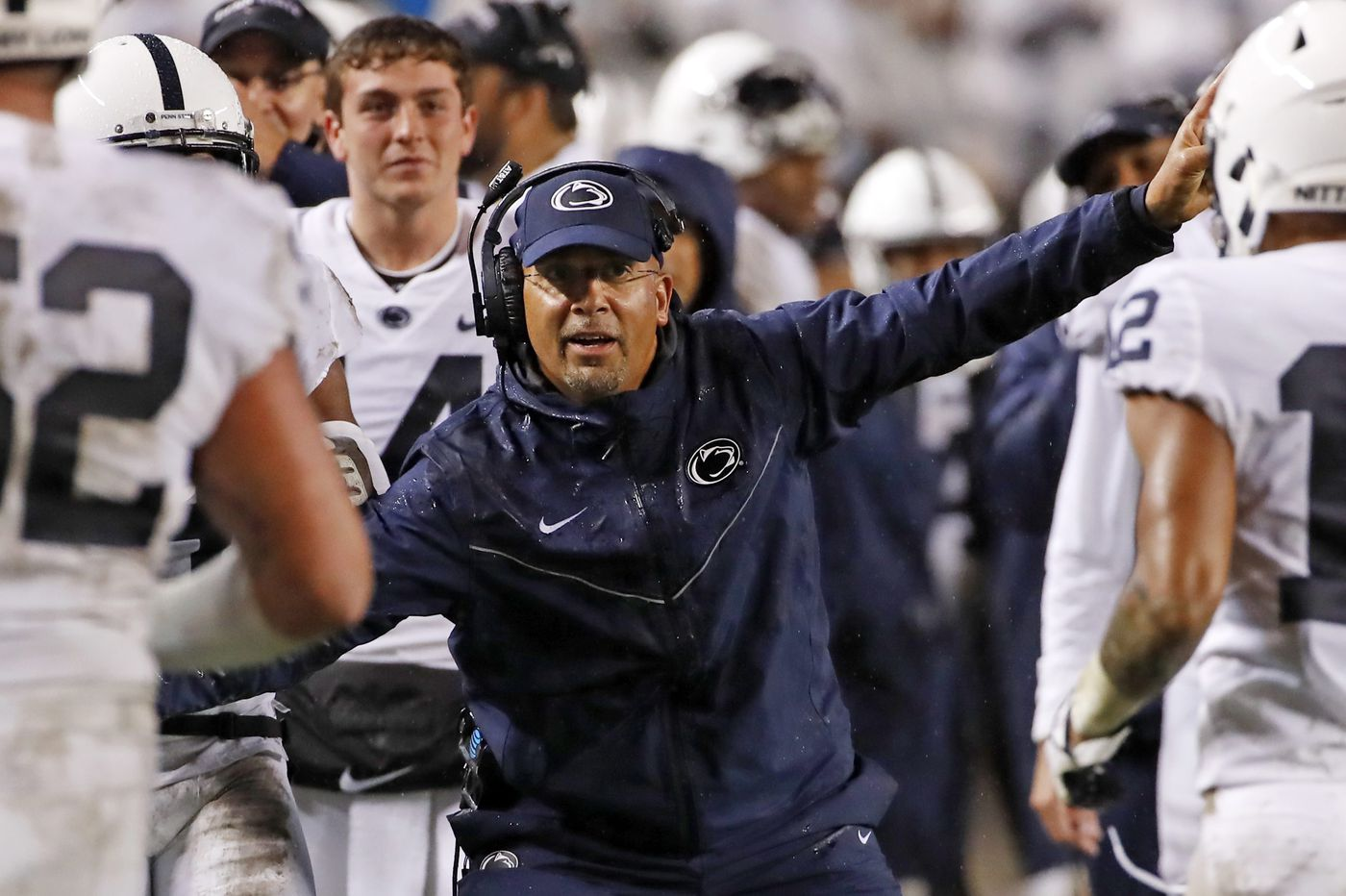 What Penn State head coach James Franklin is saying ahead of Game 3 at Kent State