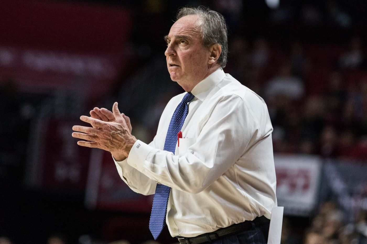 Negotiations ongoing over Fran Dunphy's exit from Temple, source says