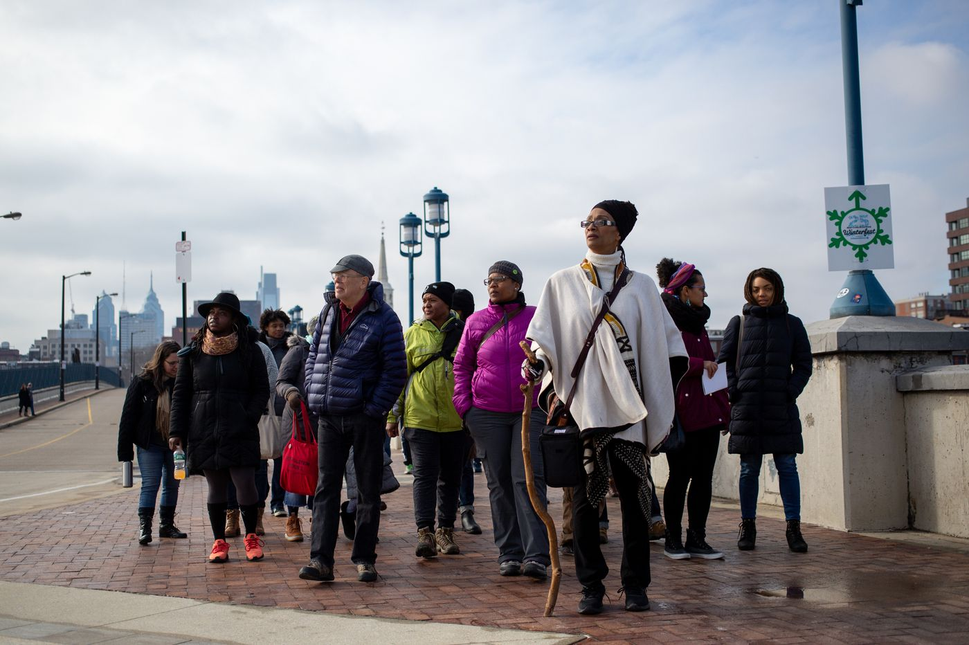 'It's part of our history': Storyteller leads walk exploring sites from Philly's slave trade