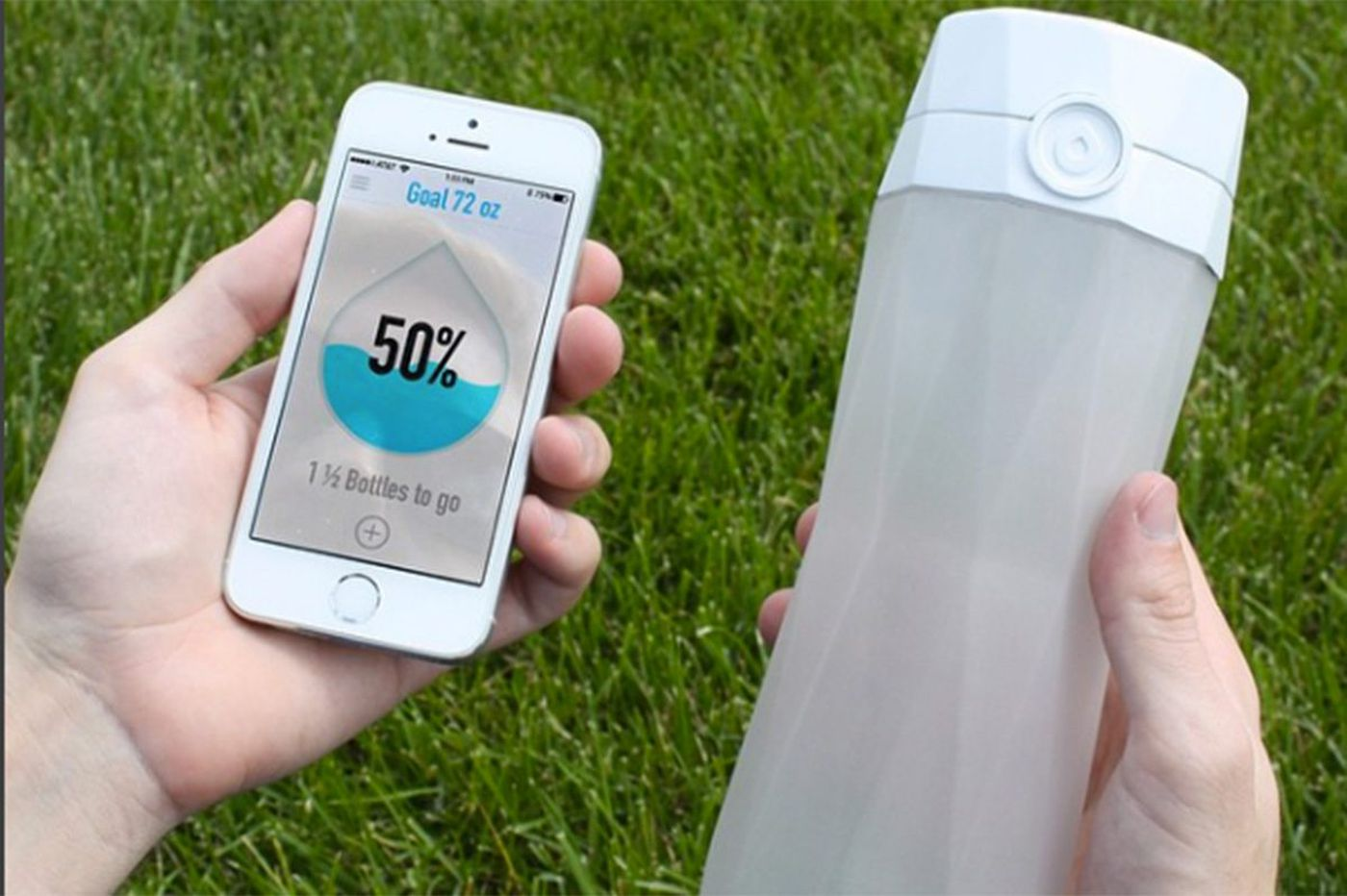 Can a $55 water bottle prevent kidney stones? Penn and CHOP aim to find out.
