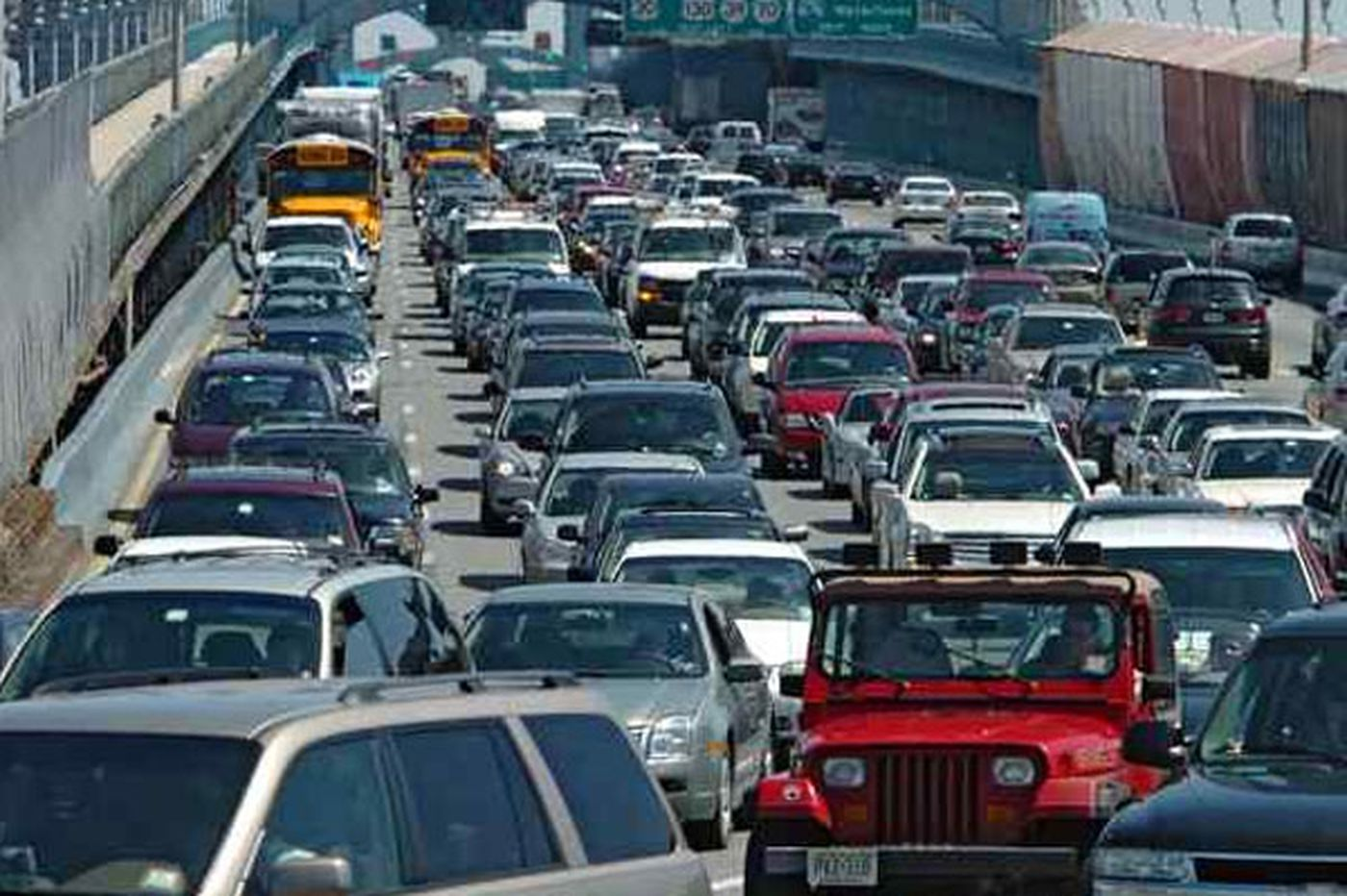 Harmful vehicle emissions at record low