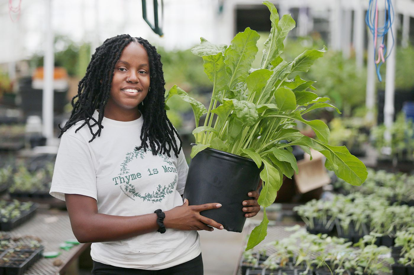 An Airbnb stay with Caribbean farmers inspired this Philly woman to create FarmerJawn CSA | We The People
