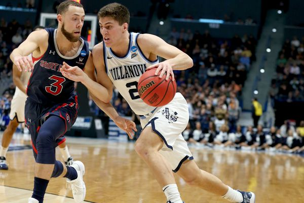 Villanova opens NCAA Tournament with a win over St. Mary's