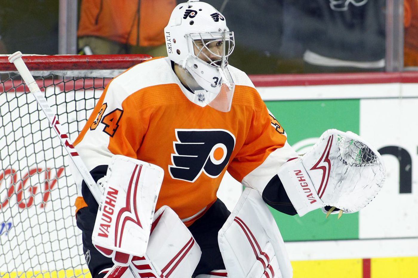 Flyers-Blue Jackets preview: Goalie Petr Mrazek expected to make his Philly debut