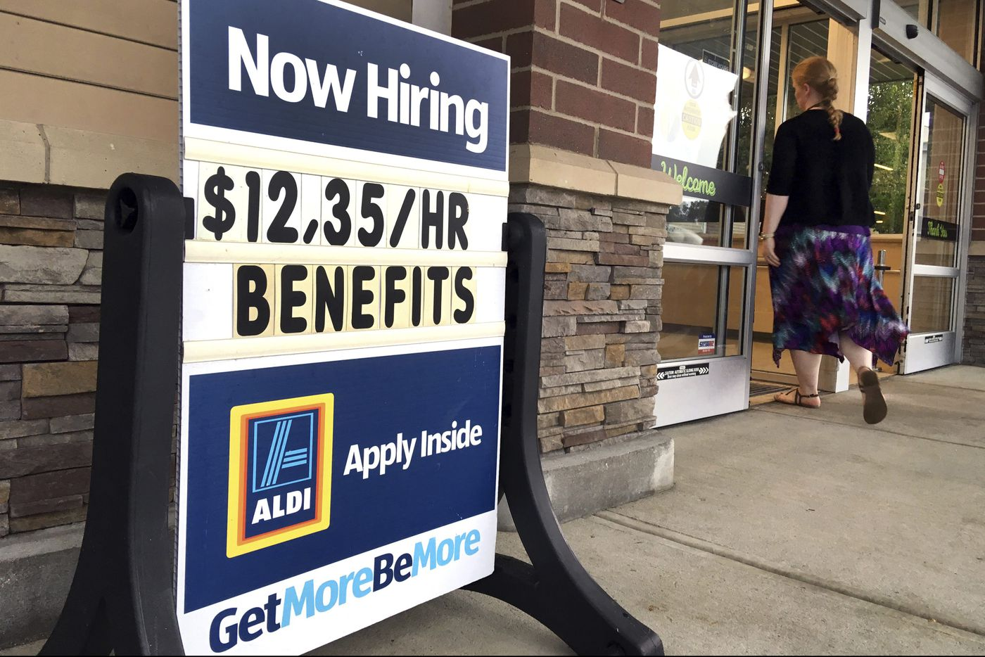 America has a record 7.1 million job openings, making it a good time to ask for a raise