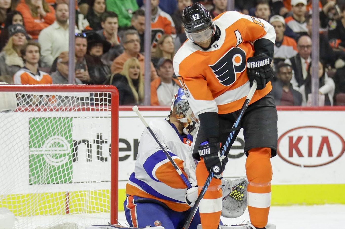 Flyers looking to change fortunes on Western Canada road trip