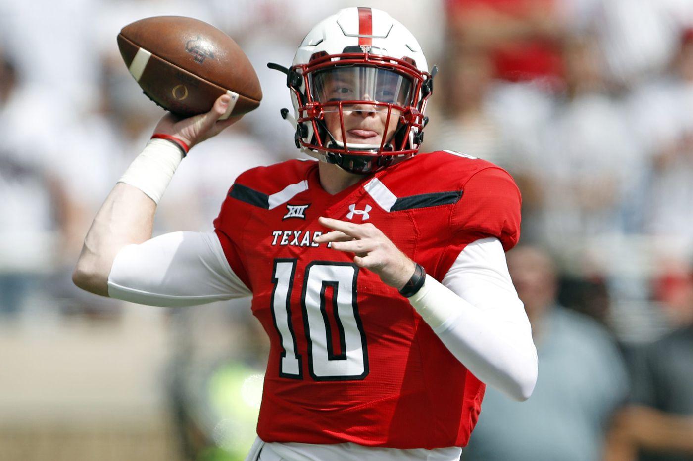 College football preview: Texas Tech sensation Alan Bowman has local roots