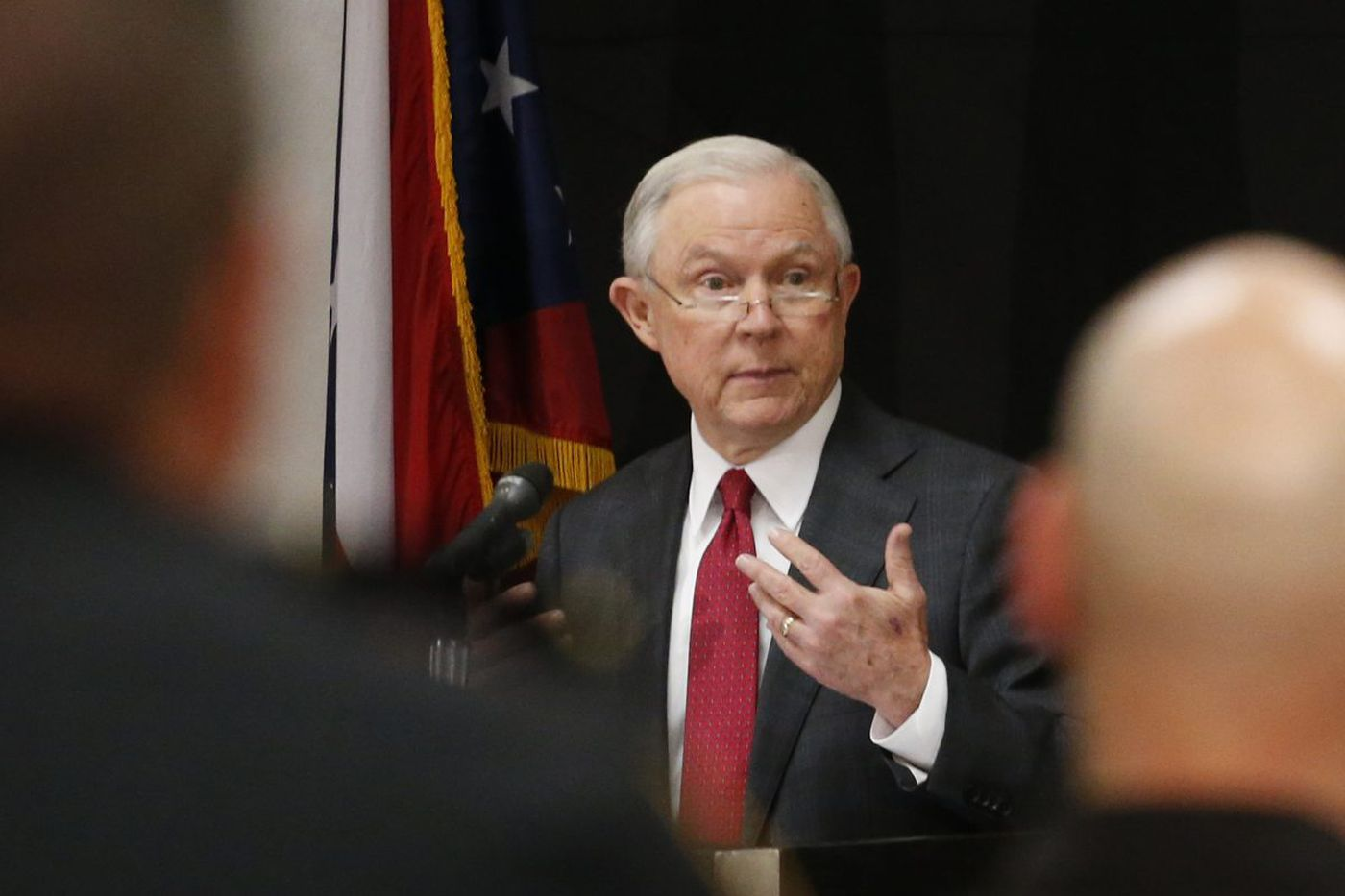 Good News: Sessions takes on affirmative action in college admissions