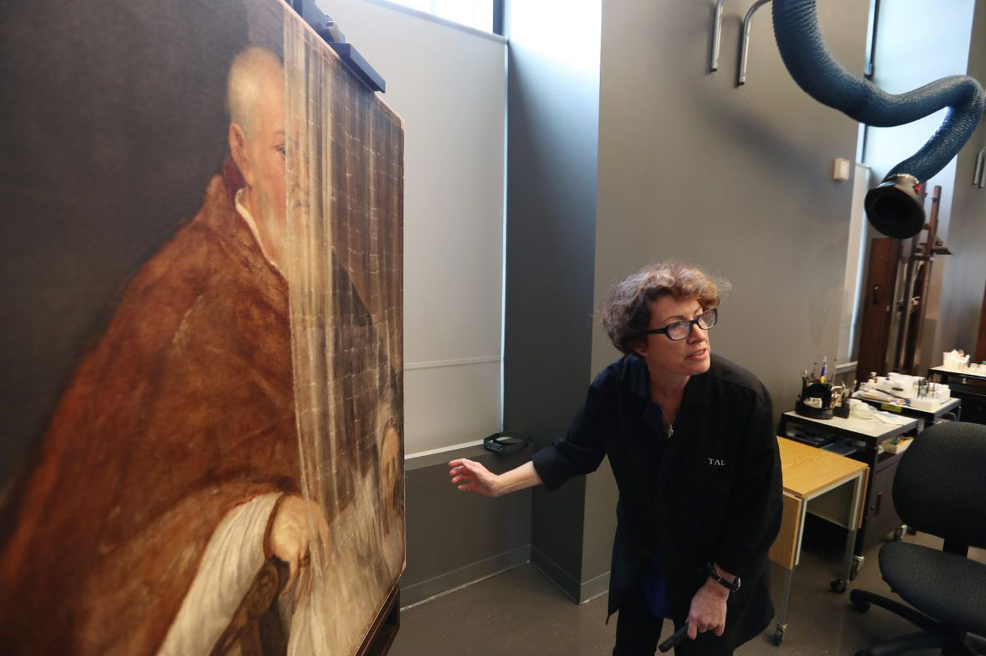 Philadelphia Museum of Art discovers Old Masters' new secrets as it preps for next big show