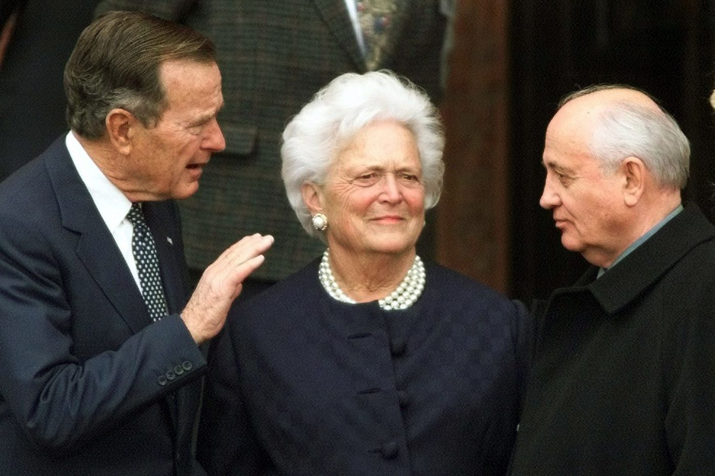 Barbara Bush and the problem with 'comfort care'