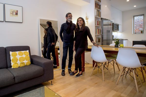 A Northern Liberties rowhouse with an architect's touch, inside and out