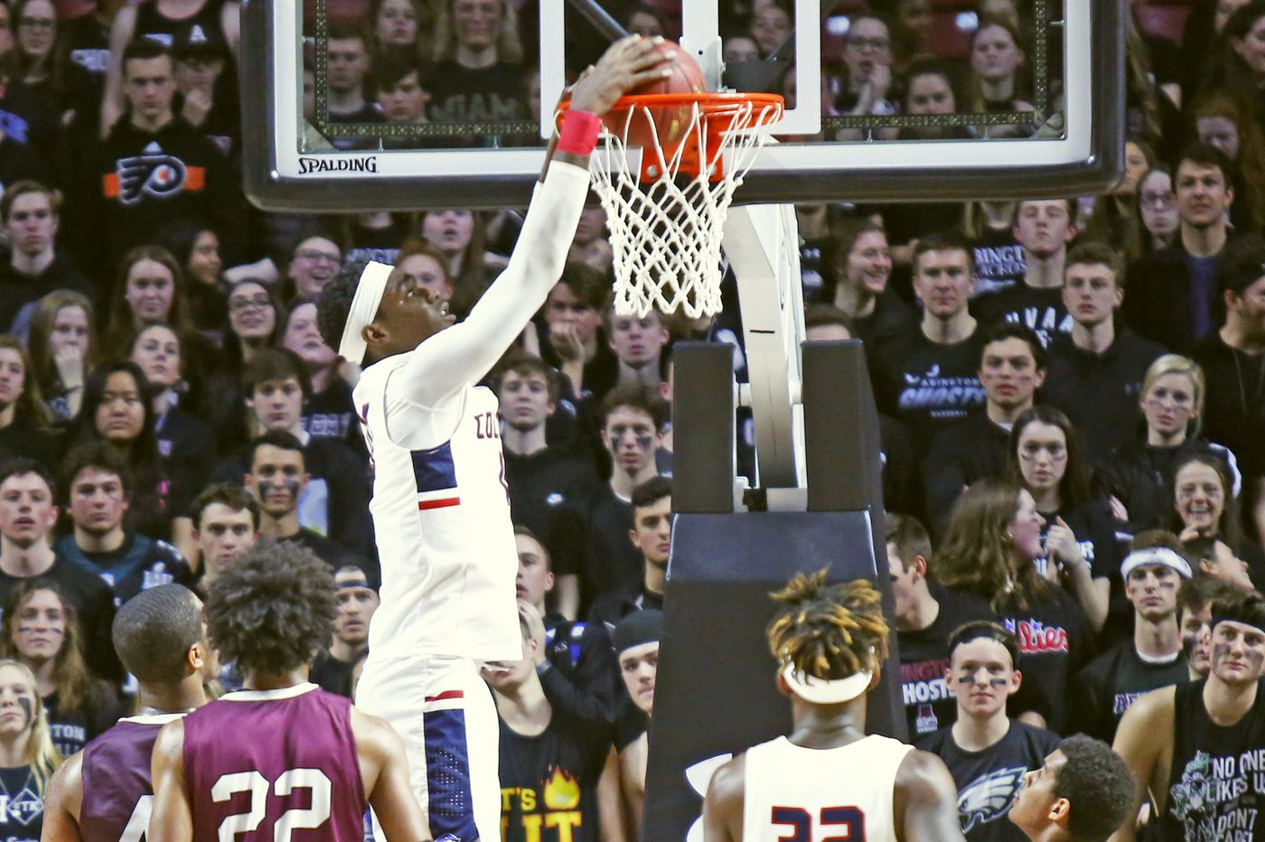 Plymouth Whitemarsh's Naheem McLeod a big target for Florida State, La Salle and Rhode Island