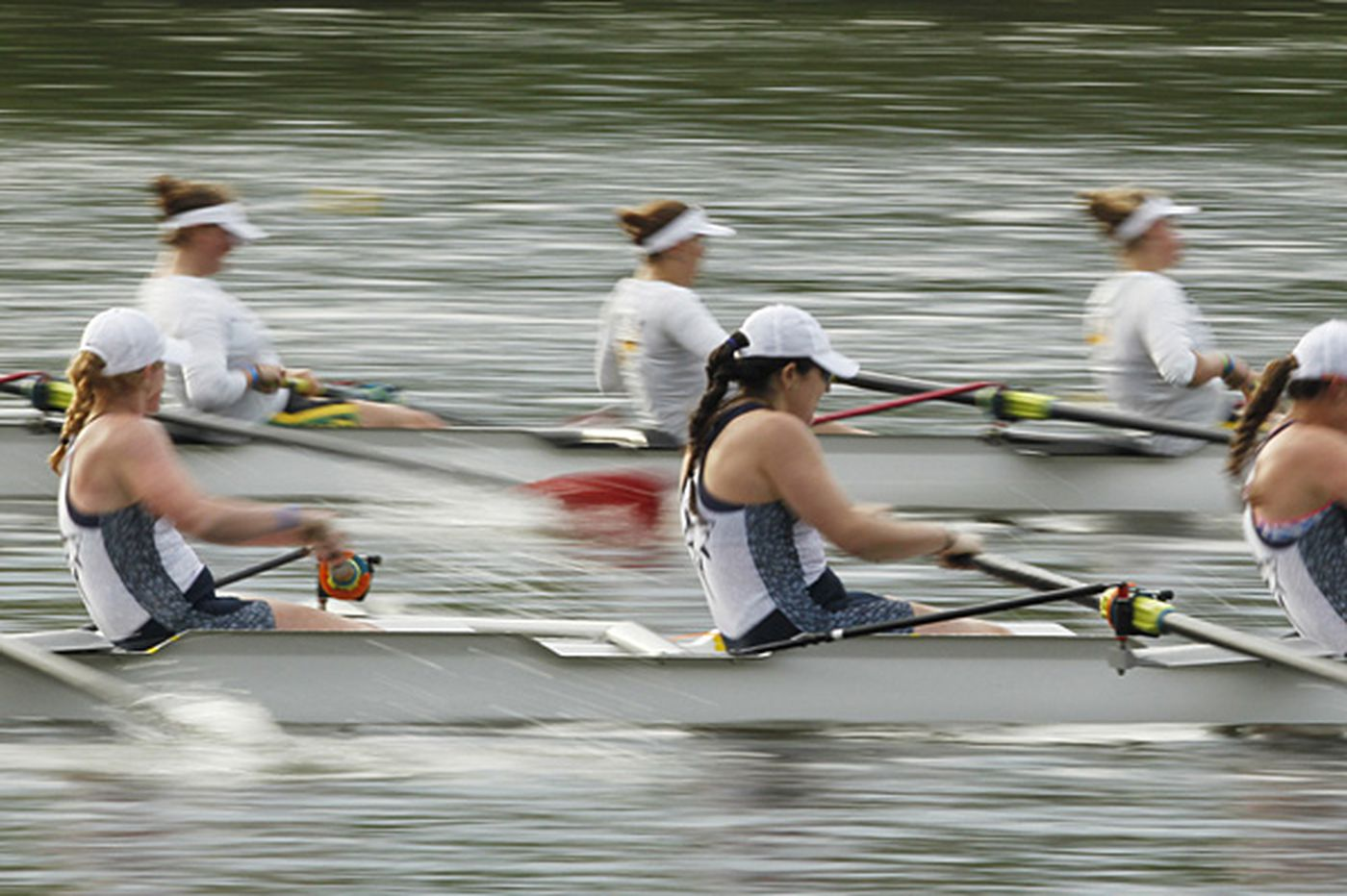 What's in a name? Just ask these Dad Vail rowers