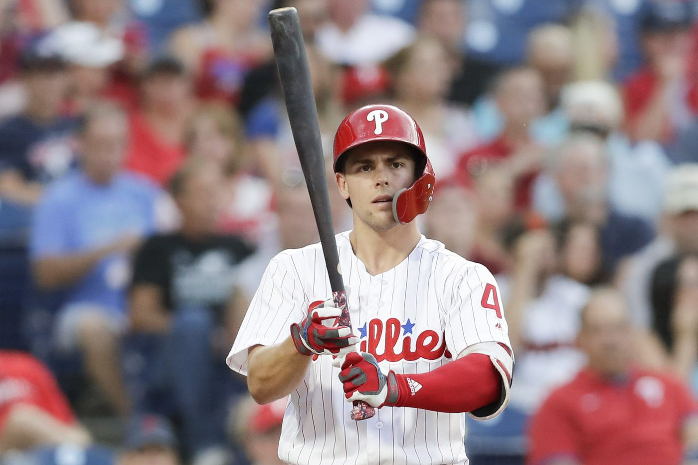 Scott Kingery recounts 'daily struggle' to find swing during dismal rookie season for Phillies
