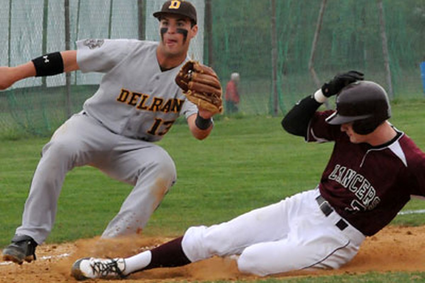 Adryan powers Holy Cross past Delran