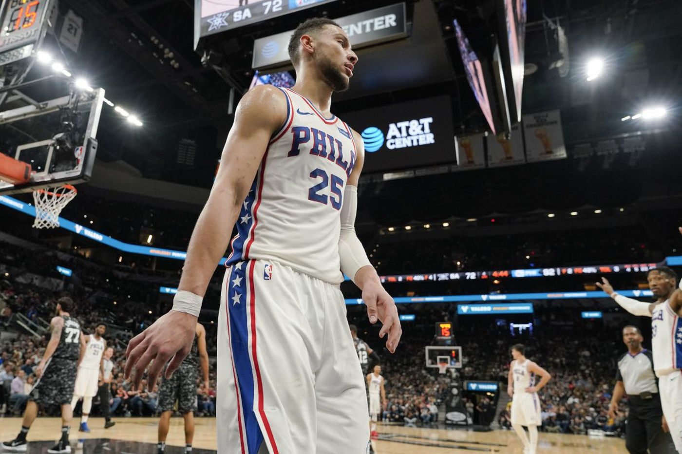 Sixers-Spurs observations, 'best' and 'worst' awards: Joel Embiid, Danny Green and San Antonio's dismal performance