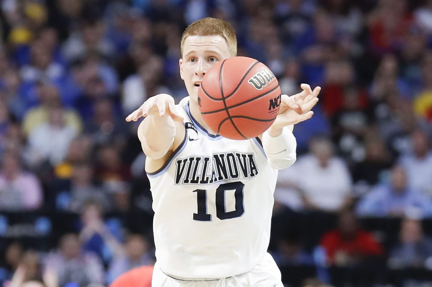 Donte DiVincenzo staying in NBA draft, leaving Villanova