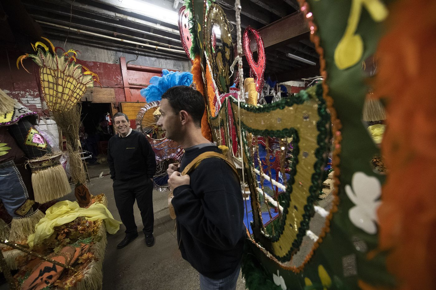 The Mummers parade is coming, home improvement loans aren't easy to get if you're a minority | Morning Newsletter