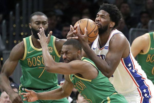 Sixers-Celtics best/worst: Joel Embiid's energy, Kemba Walker's inconsistency
